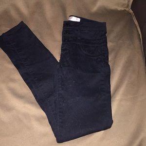 Black high waisted pants